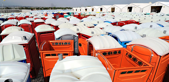 Champion Portable Toilets in Oshkosh,  WI